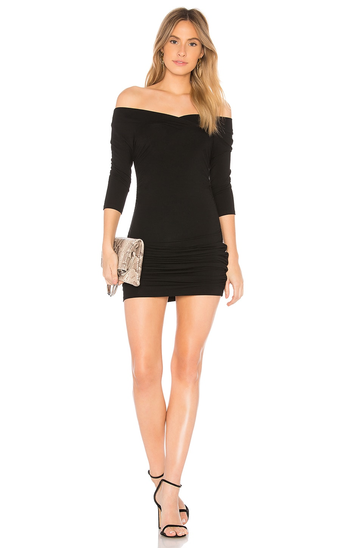 BLACK Luxe Dress