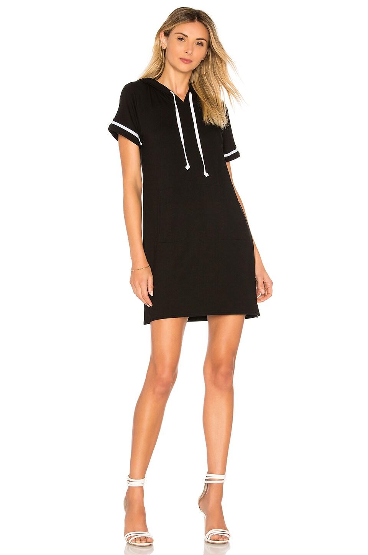Rayon Terry Mini Dress by Bobi