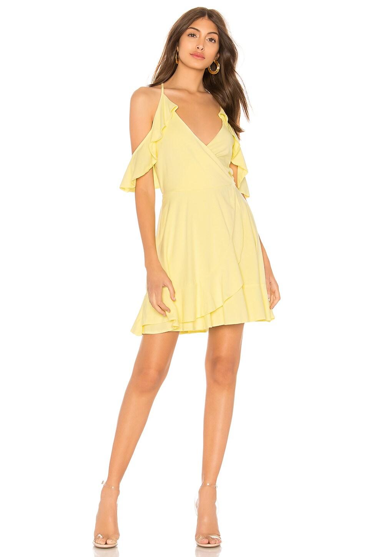 Draped Modal Jersey Cold Shoulder Dress