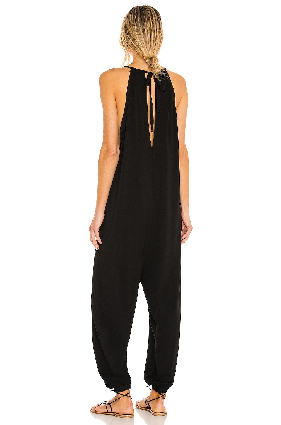 Draped Jumpsuit, view 3, click to view large image.