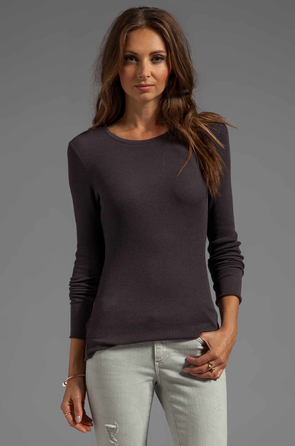Bobi Thermal Long Sleeve in Empire