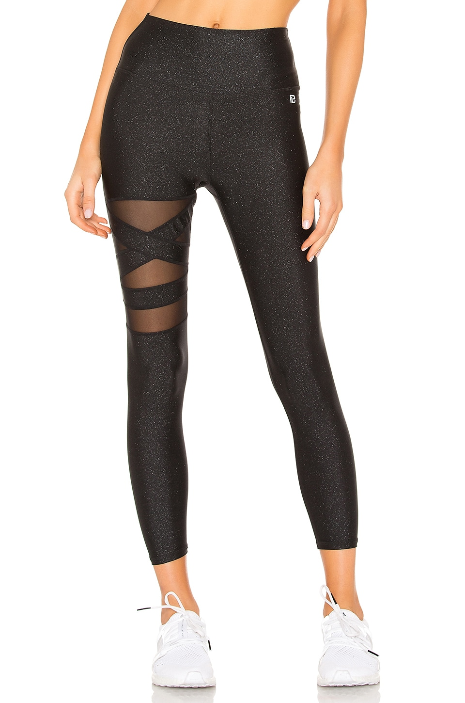 Body Language Lively Legging in Black Twilight