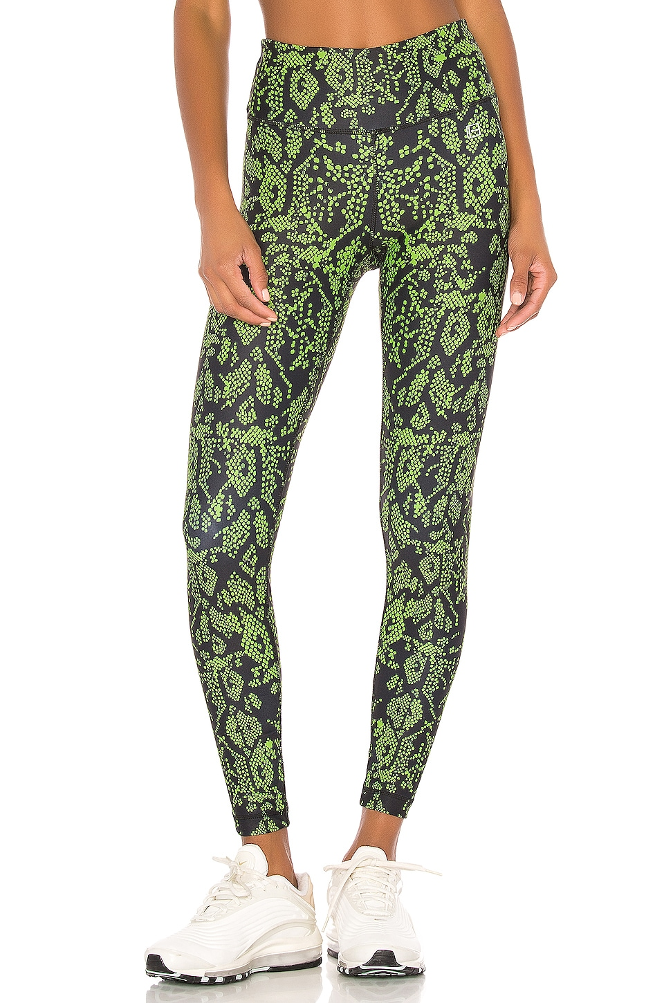 Body Language Sculpt Legging in Neon Snake