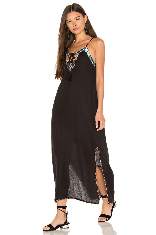 Levisa Side Slit Maxi Dress by boemo