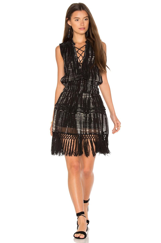 Agua Negro Midi Dress by Boemo