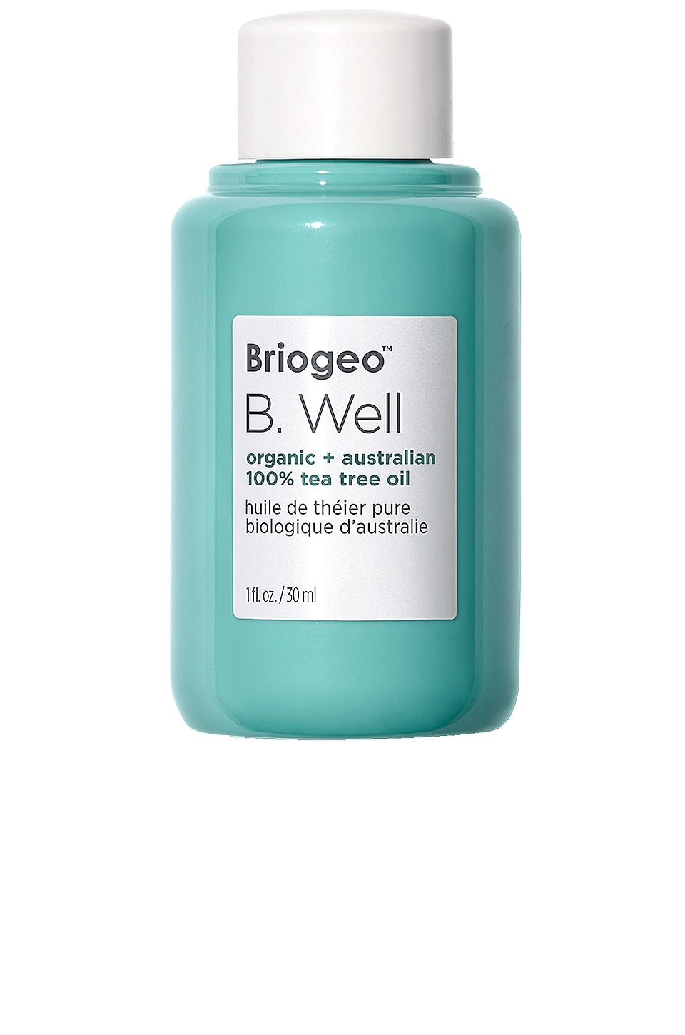 Briogeo B. Well Organic + Australian 100% Tea Tree Oil