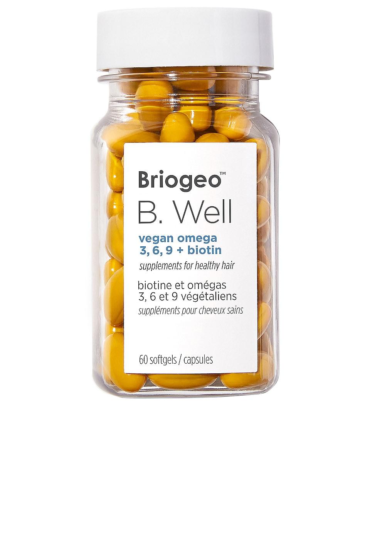 Briogeo B. Well Vegan Omega 3-6-9 + Biotin