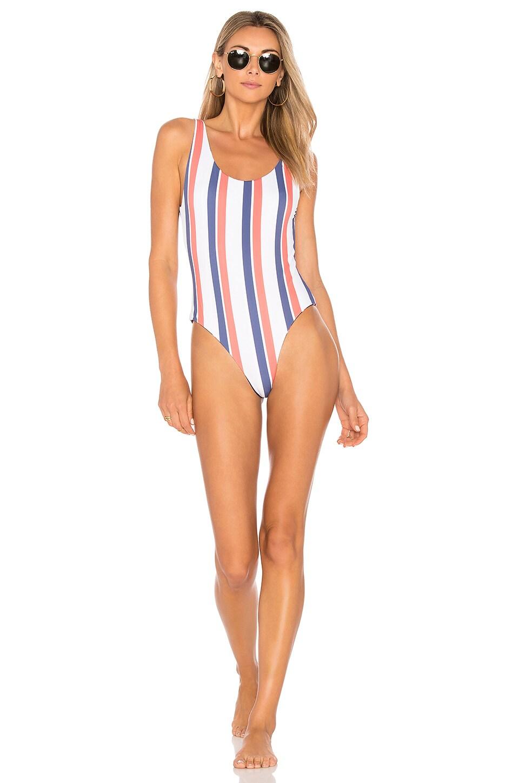 Reversible Shaka One Piece Swimsuit