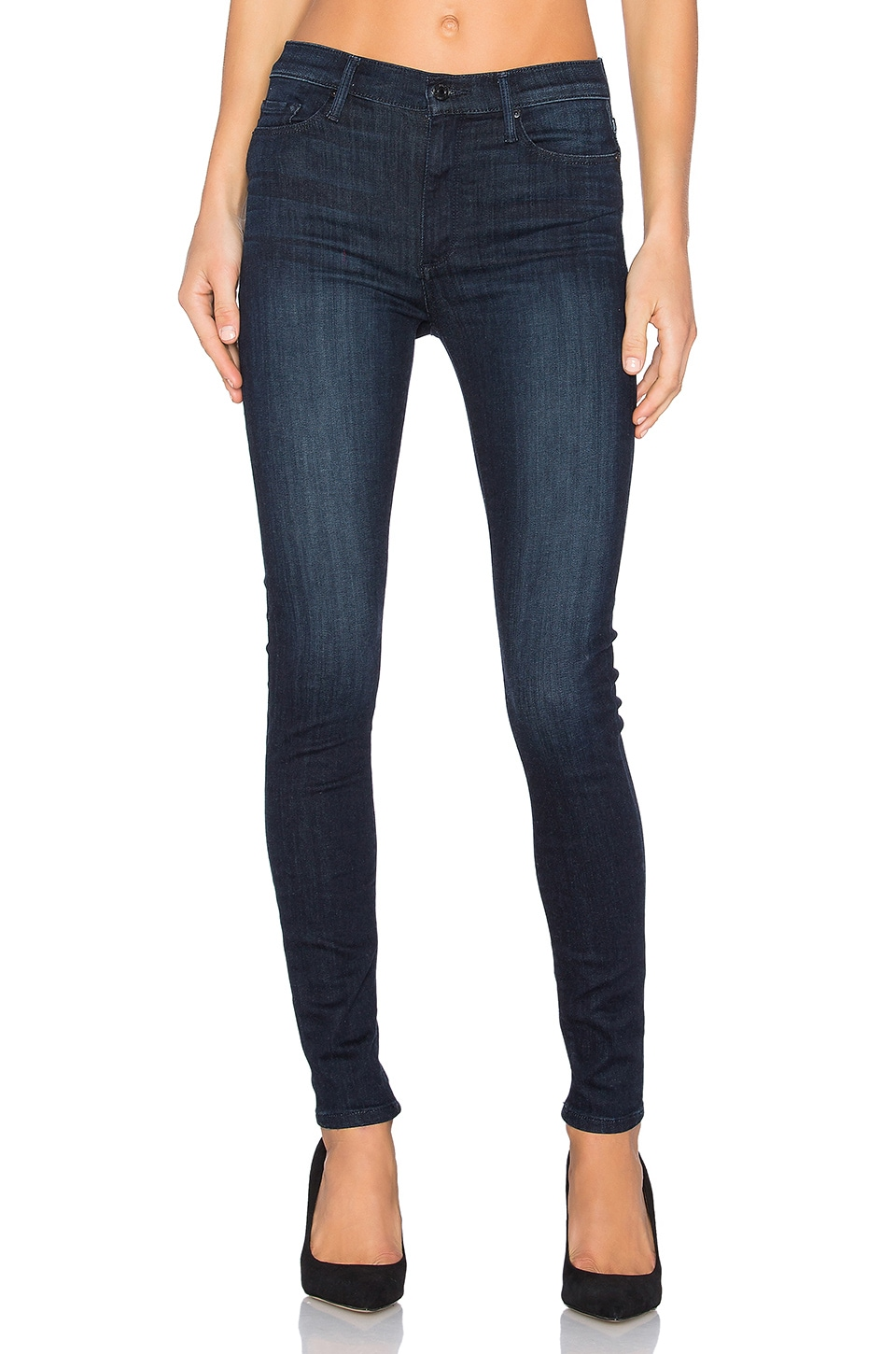 Gisele High Rise Super Skinny by Black Orchid
