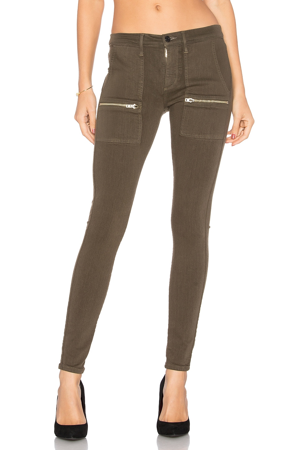 Super Skinny Cargo by Black Orchid