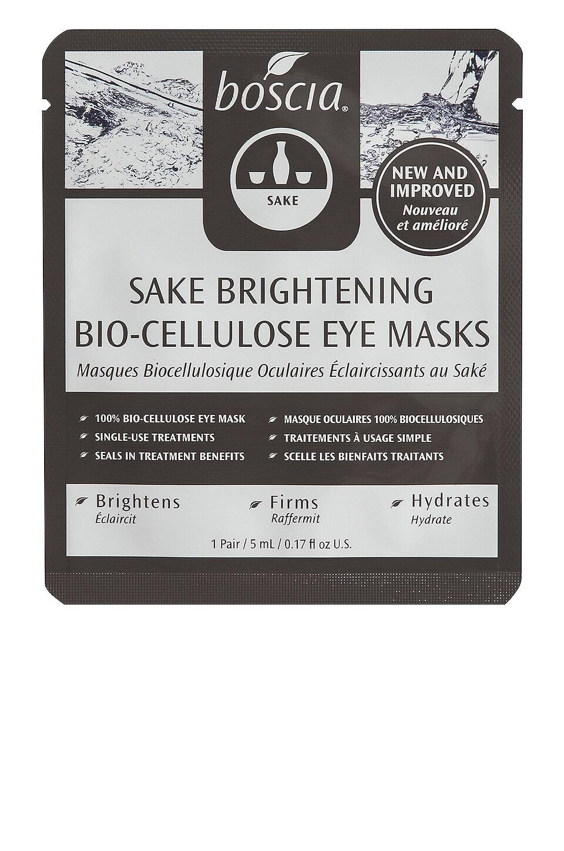boscia Sake Brightening Bio-Cellulose Eye Masks 3 Pack