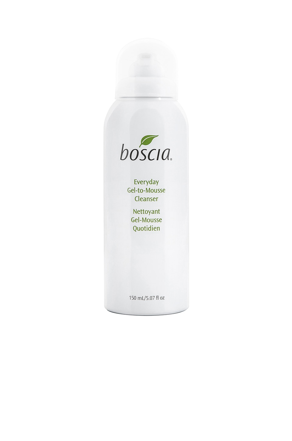 boscia Everyday Gel-to-Mousse Cleanser