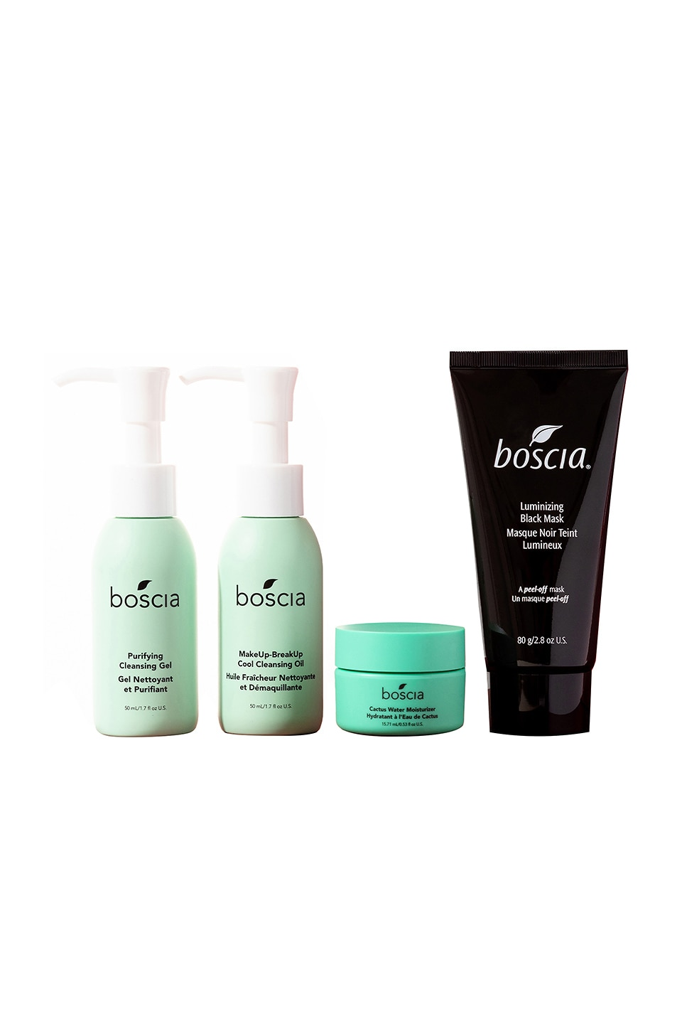 boscia Making Spirits Bright: The Best of boscia