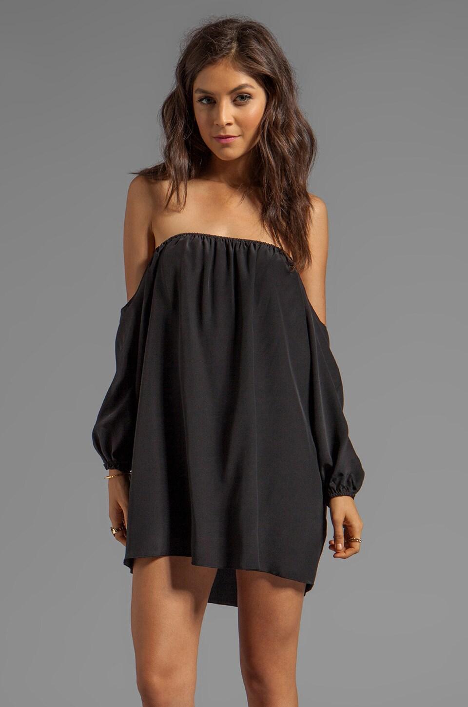 Boulee Audrey Dress in Black