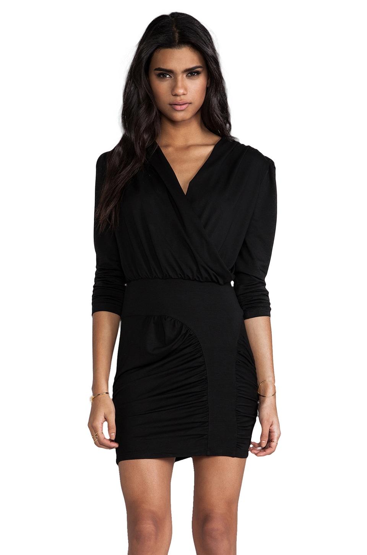 Boulee Sloan Dress in Black