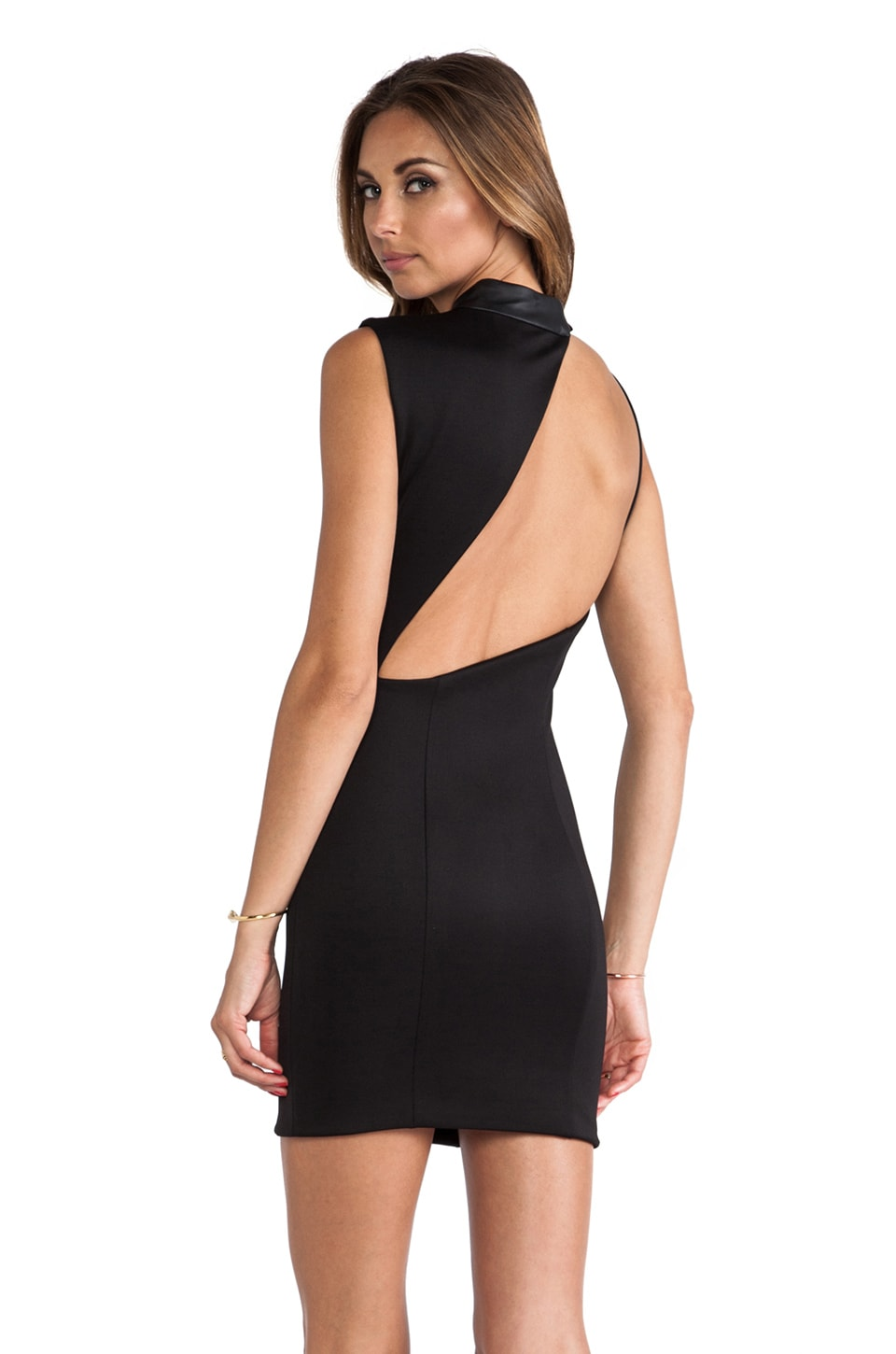 Boulee Lev Dress in Black