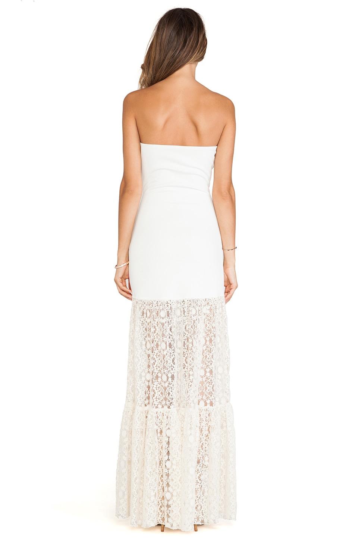 Boulee Stella Maxi Dress in Lace White - REVOLVE