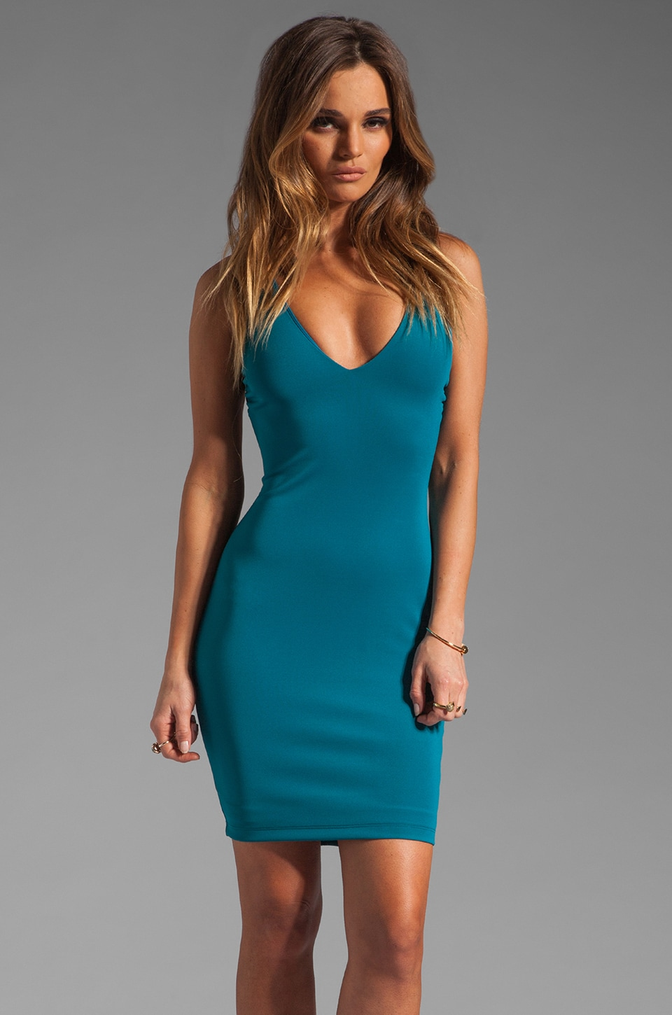 Boulee Bria Dress in Teal