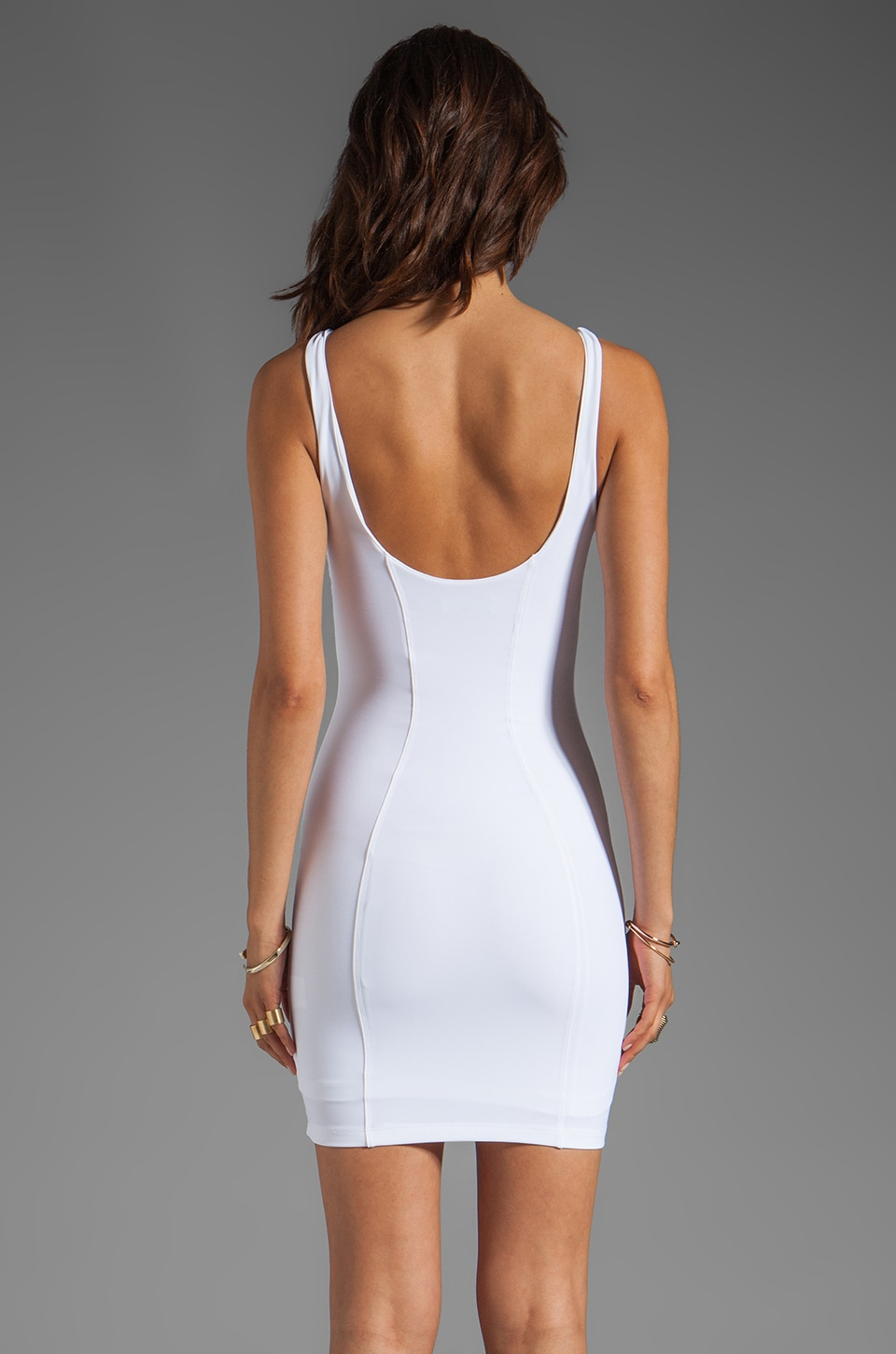 Boulee Cindy Dress in White