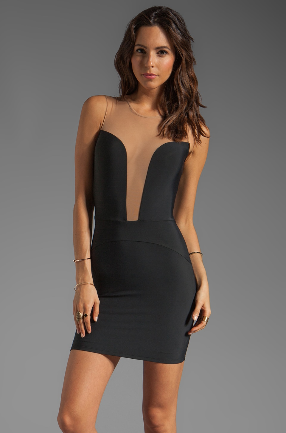 Boulee Minka Dress in Black