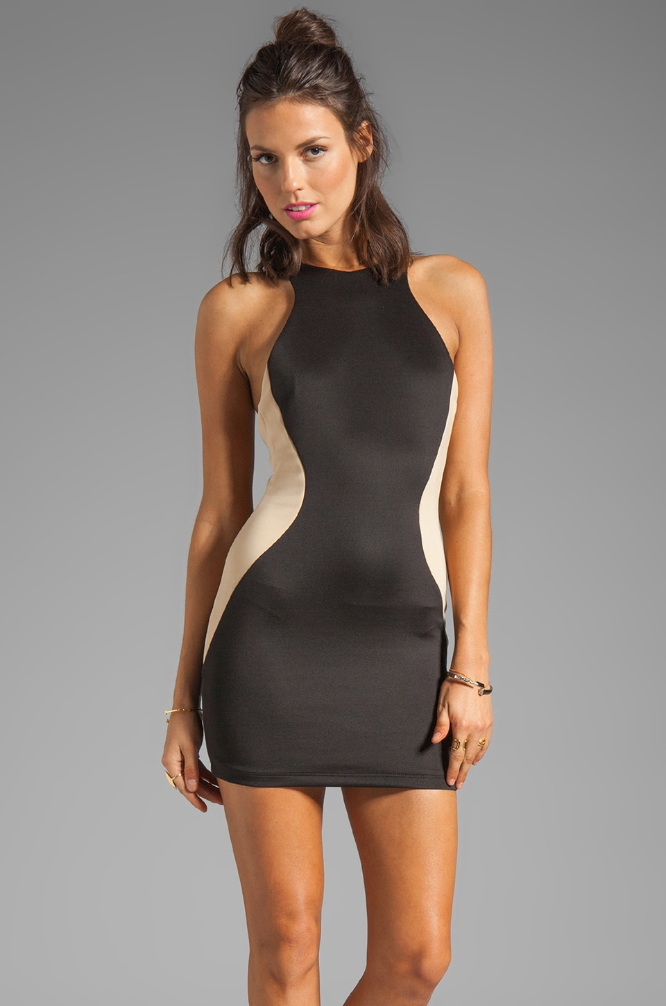 Boulee Jada Dress in Black