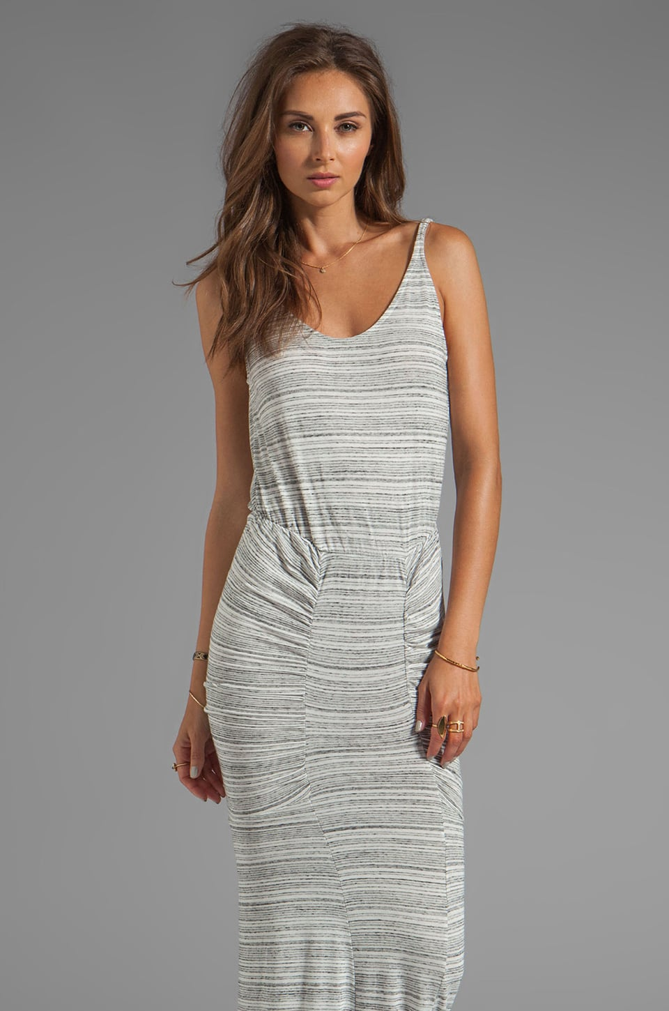 Boulee Freida Dress in Stripe