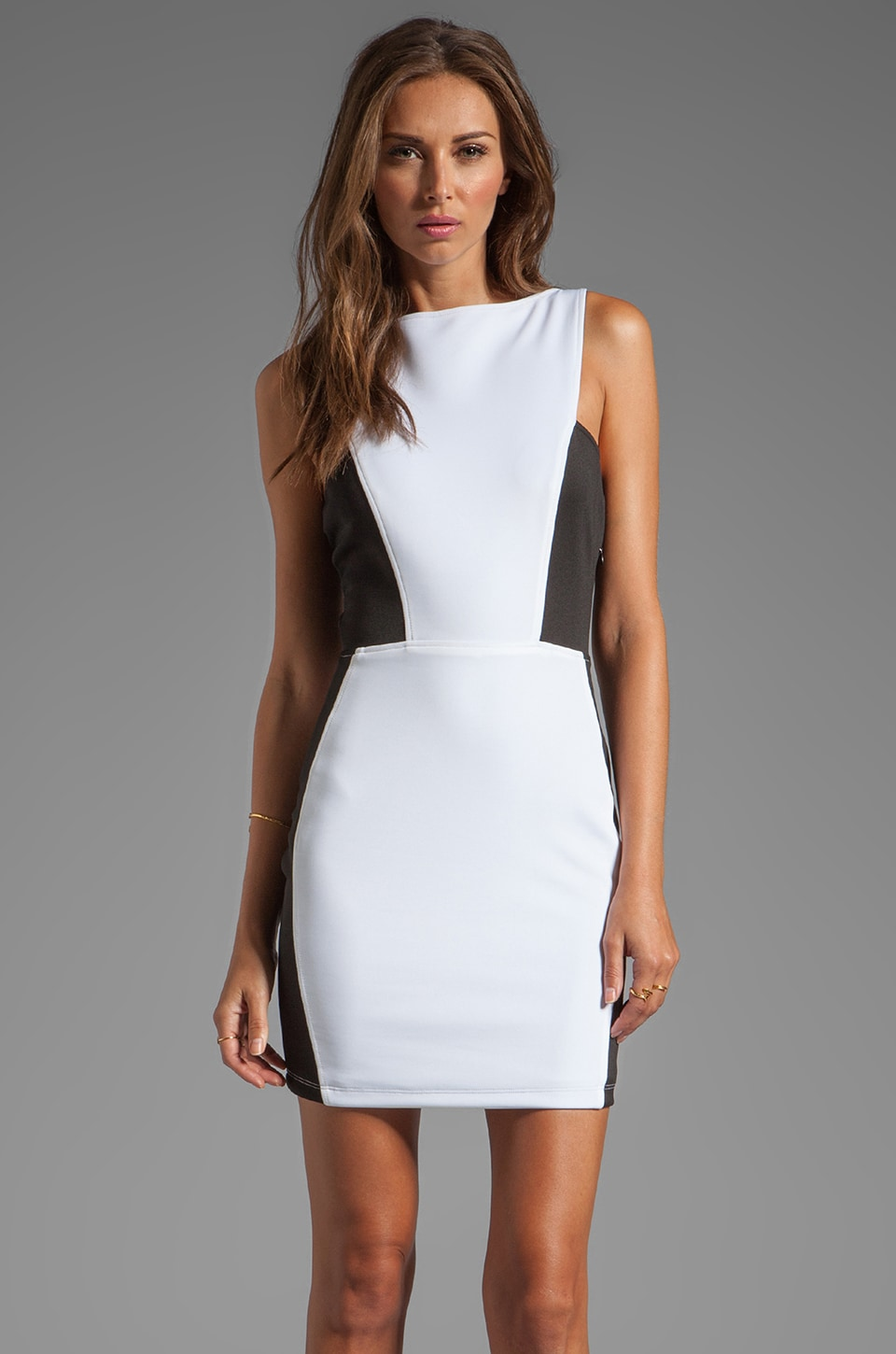 Boulee Demi Dress in White