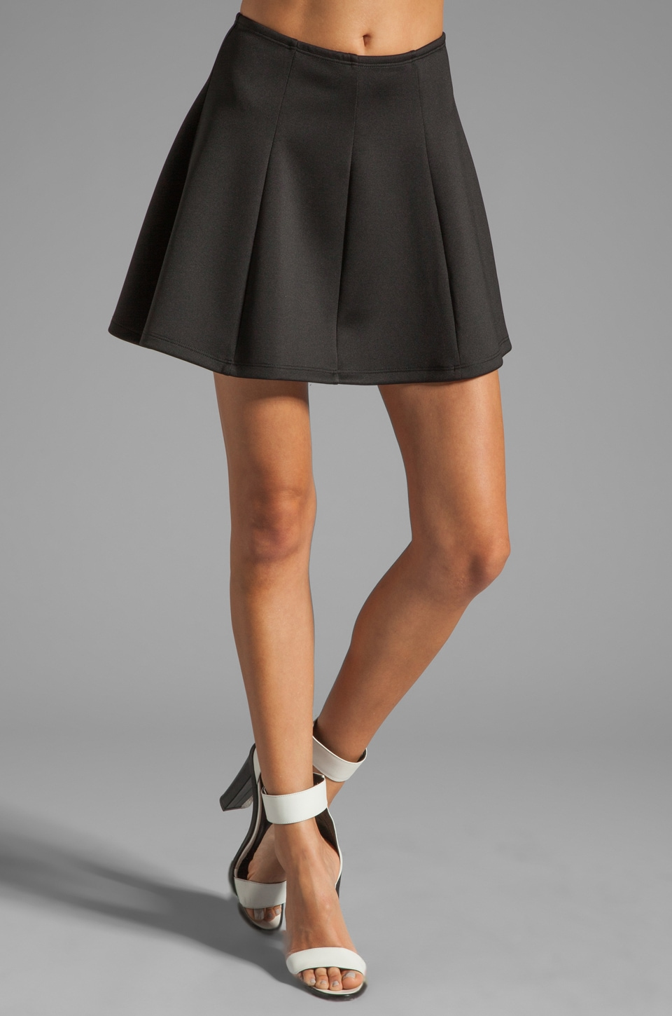 Boulee Luke Skirt in Black