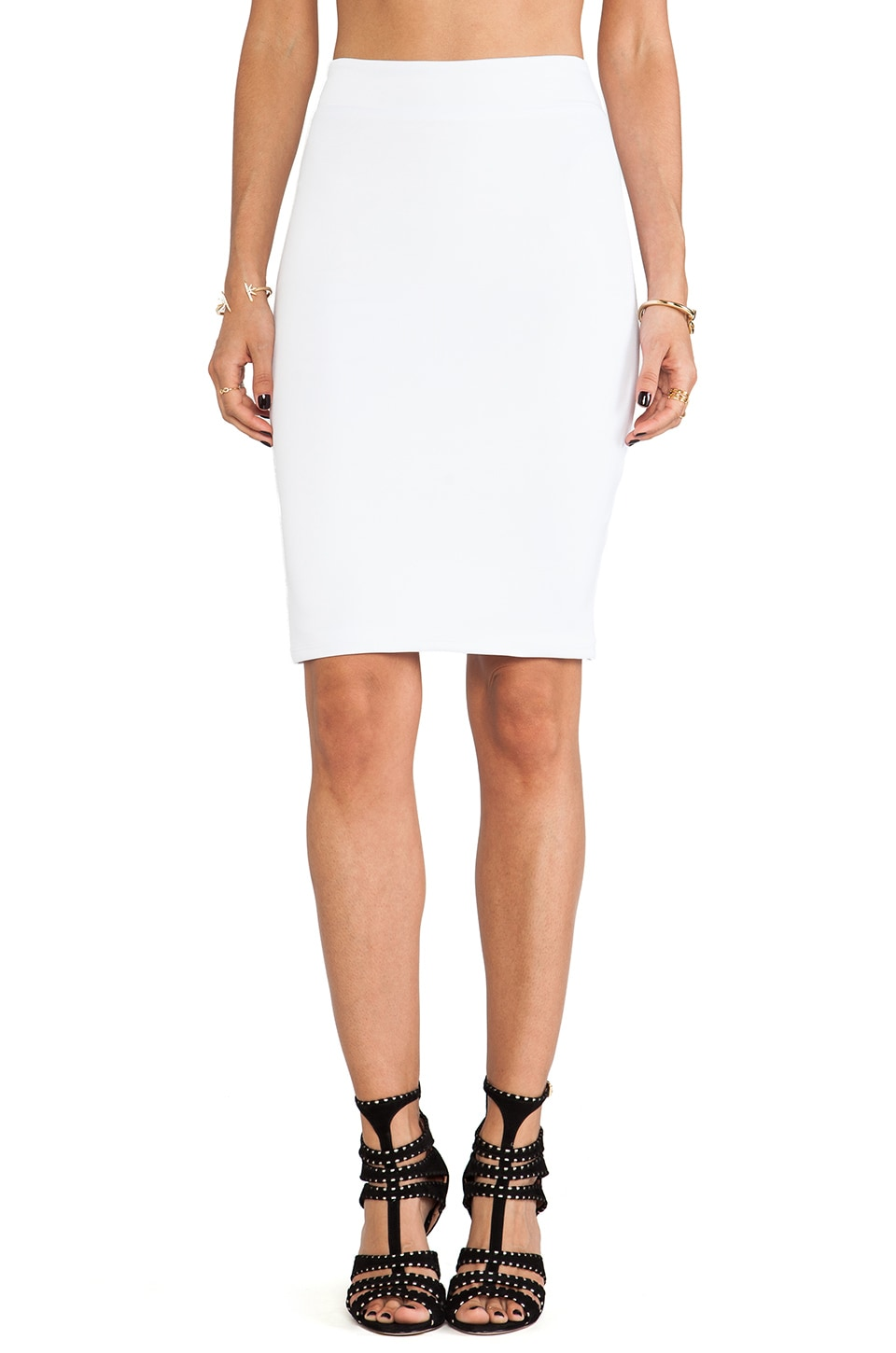 Boulee Monica Skirt in Off White