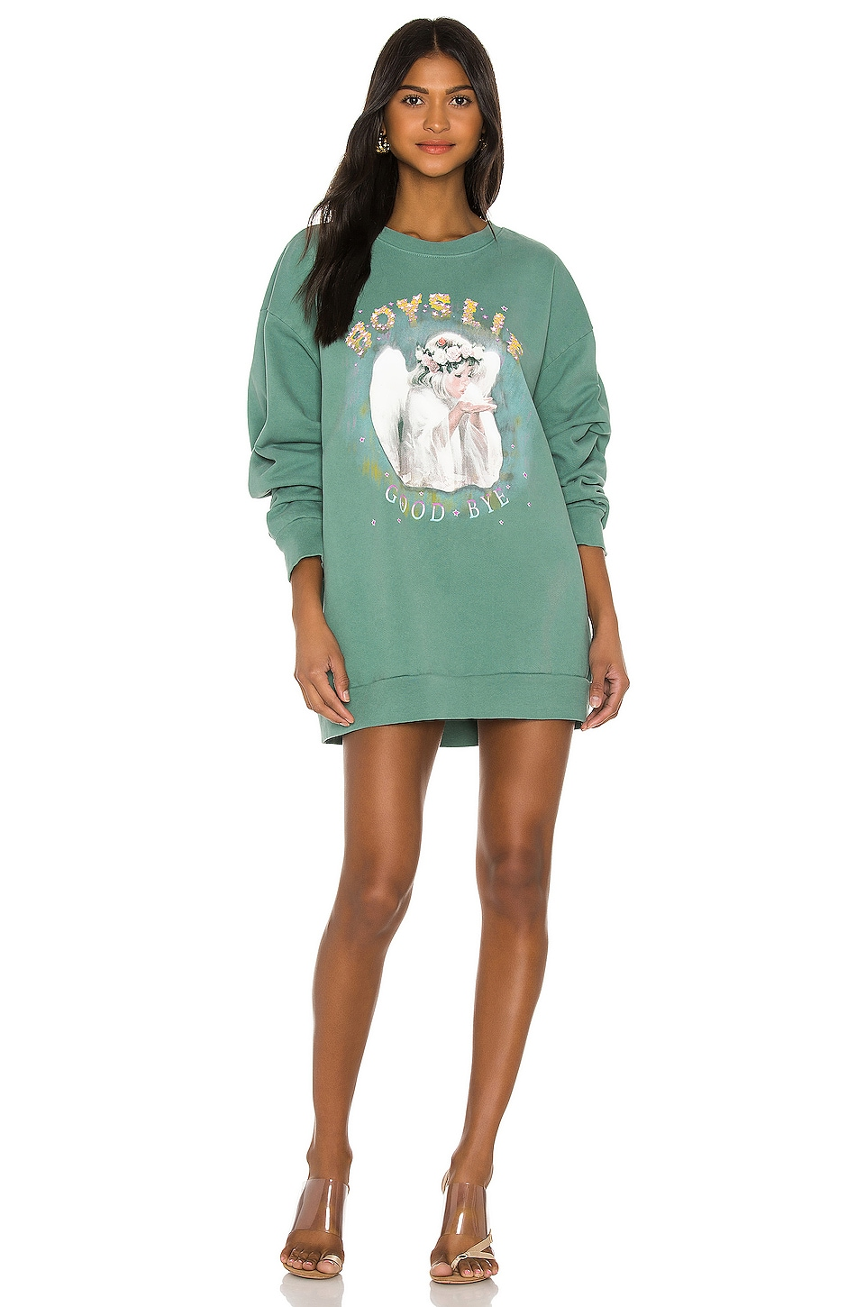 Boys Lie, Good Bye Crewneck             Boys Lie                                                                                                       CA$ 151.62 5