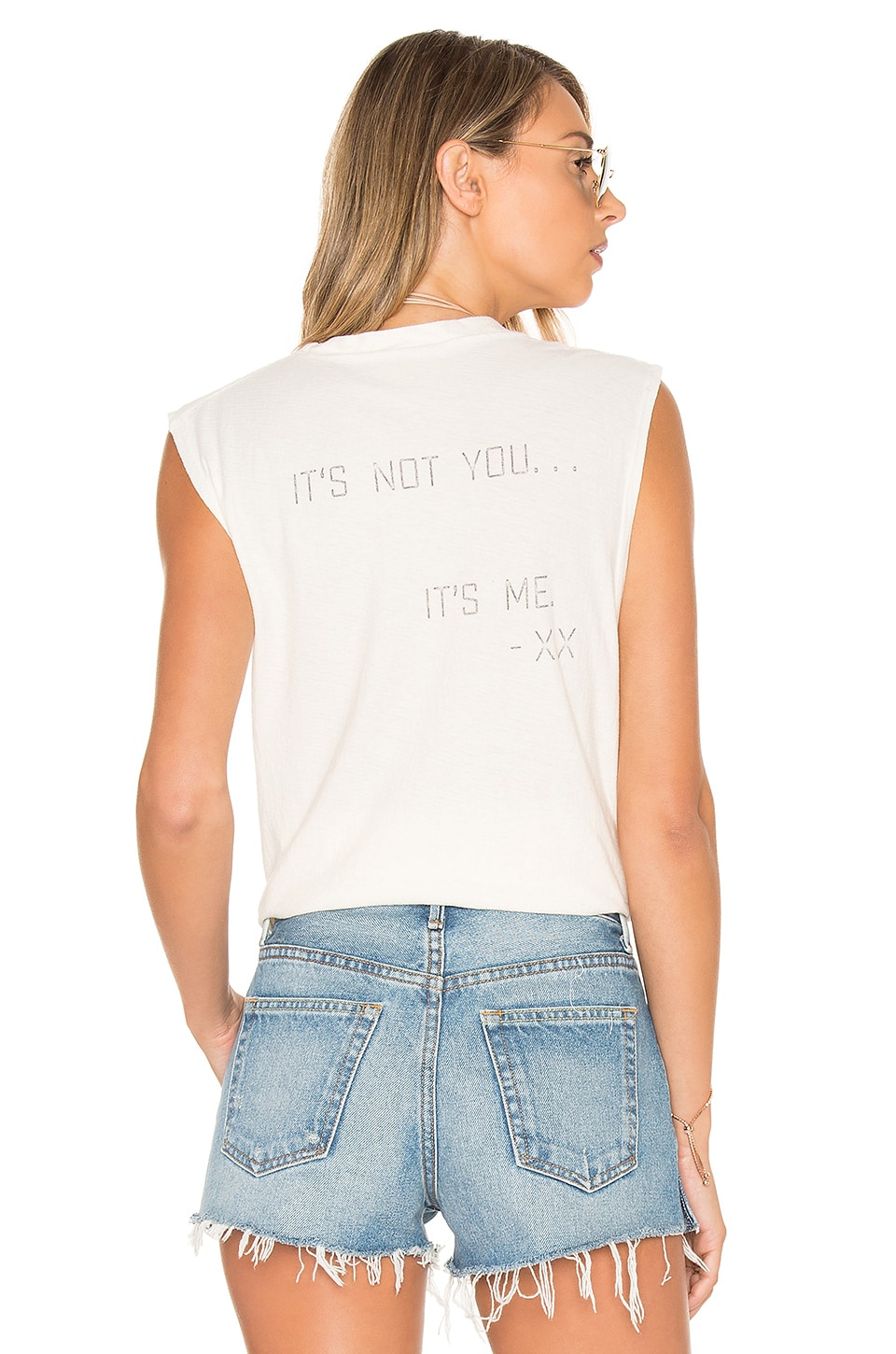 Itic Muscle Tee by BOYS + ARROWS