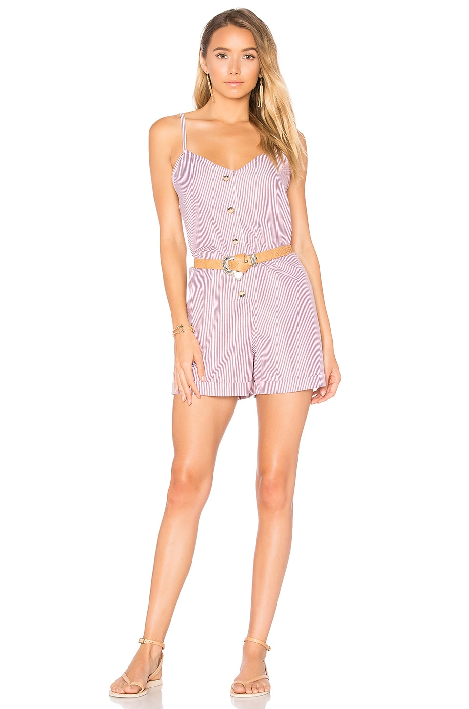 Feelin Floozy Romper by Boys + Arrows