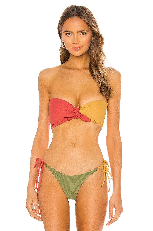 BOYS + ARROWS Bad Behavior Bridget Bikini Top in New Mexico