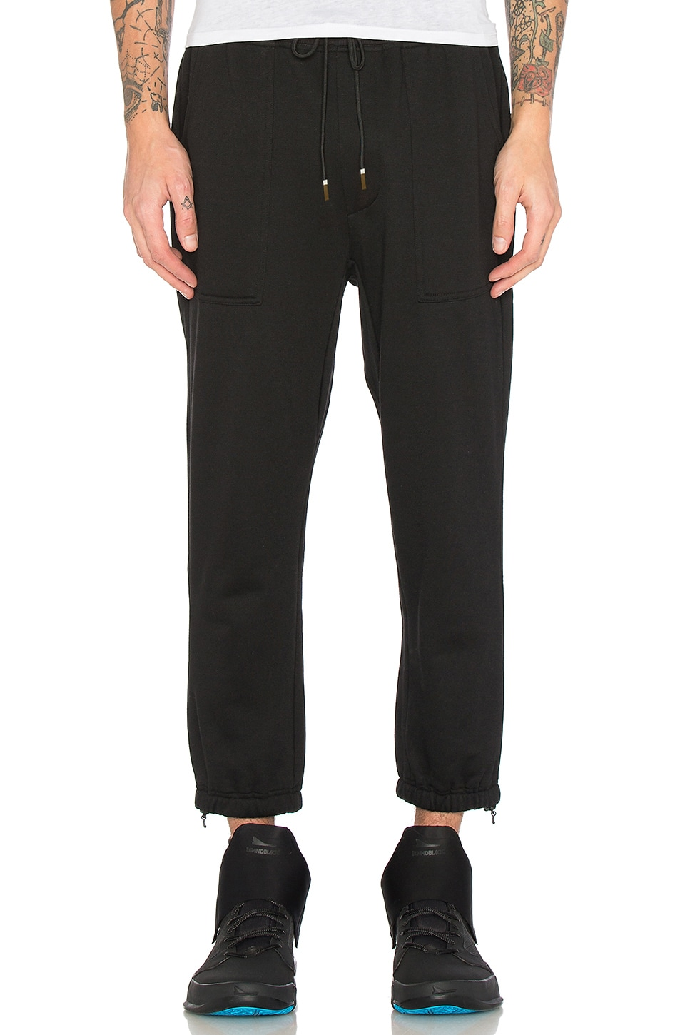 Nelson Tech Fleece Pant by Brandblack