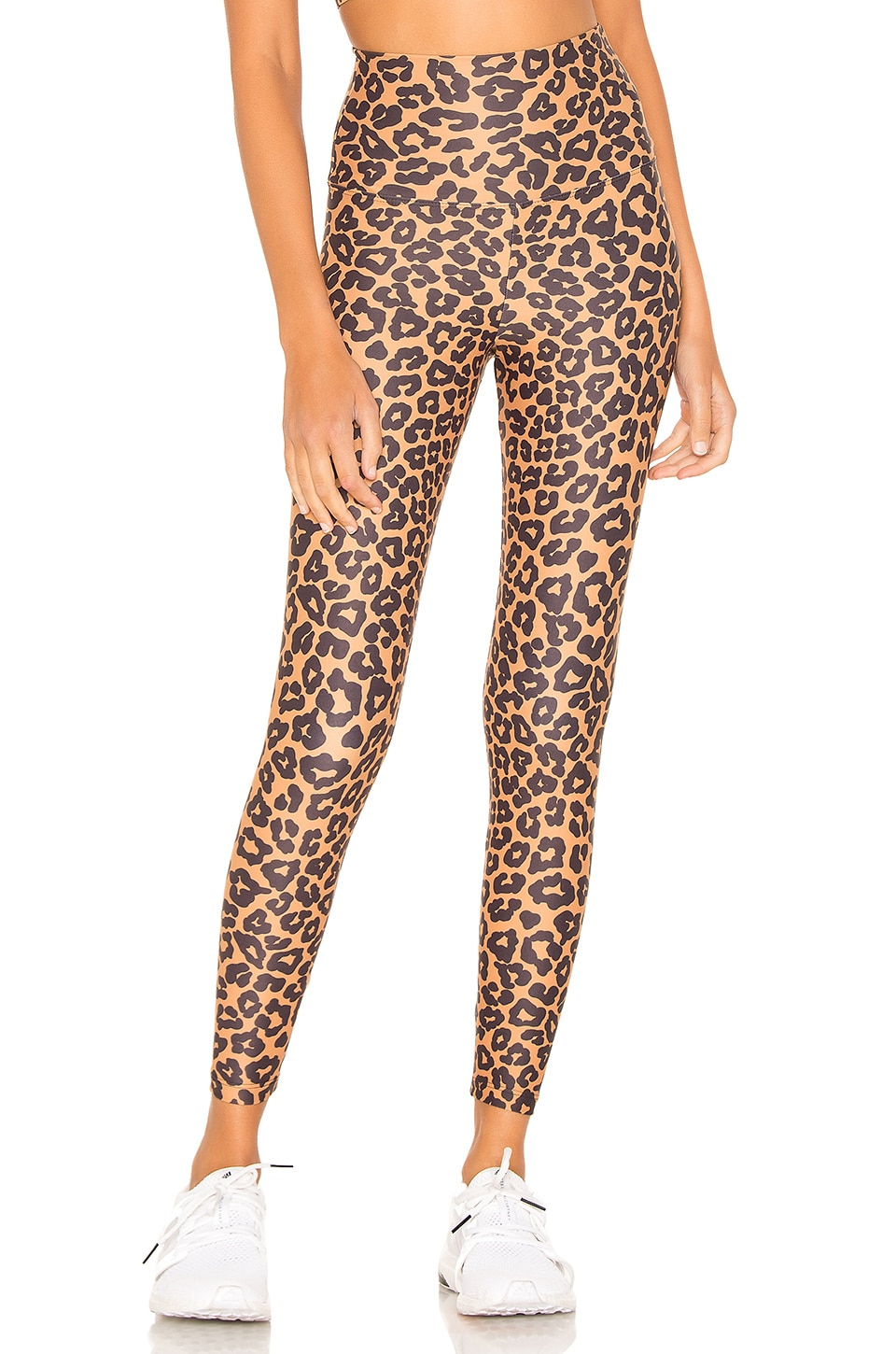 BEACH RIOT Piper Legging in Leopard