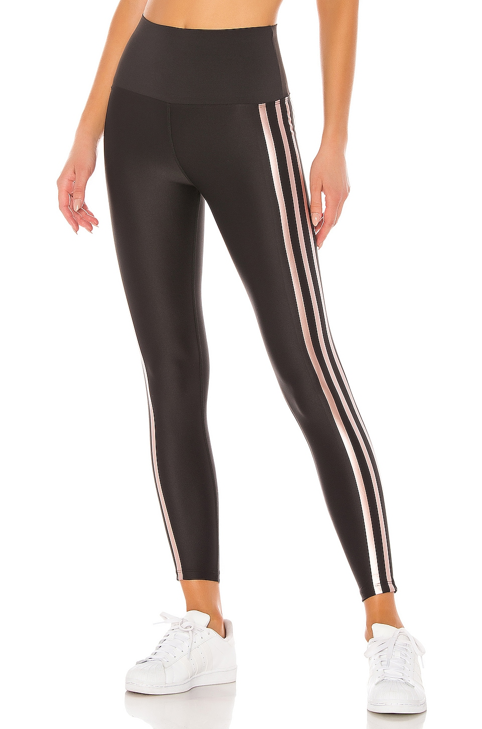 BEACH RIOT Jade Legging in Rose Gold