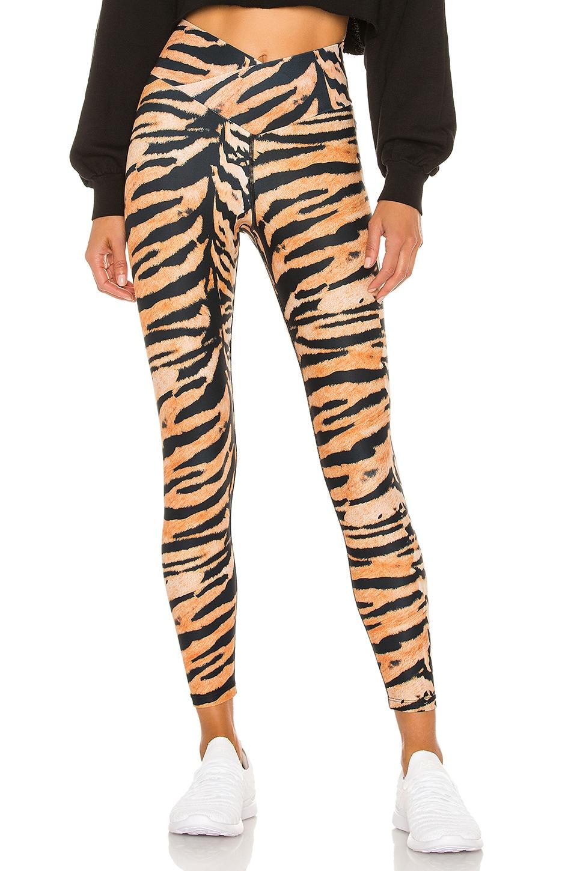 BEACH RIOT Cara Legging in Tiger