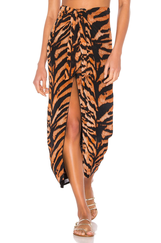 BEACH RIOT x REVOLVE Suki Skirt in Tiger