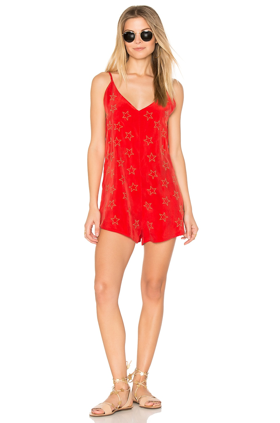 Ray Romper by Beach Riot