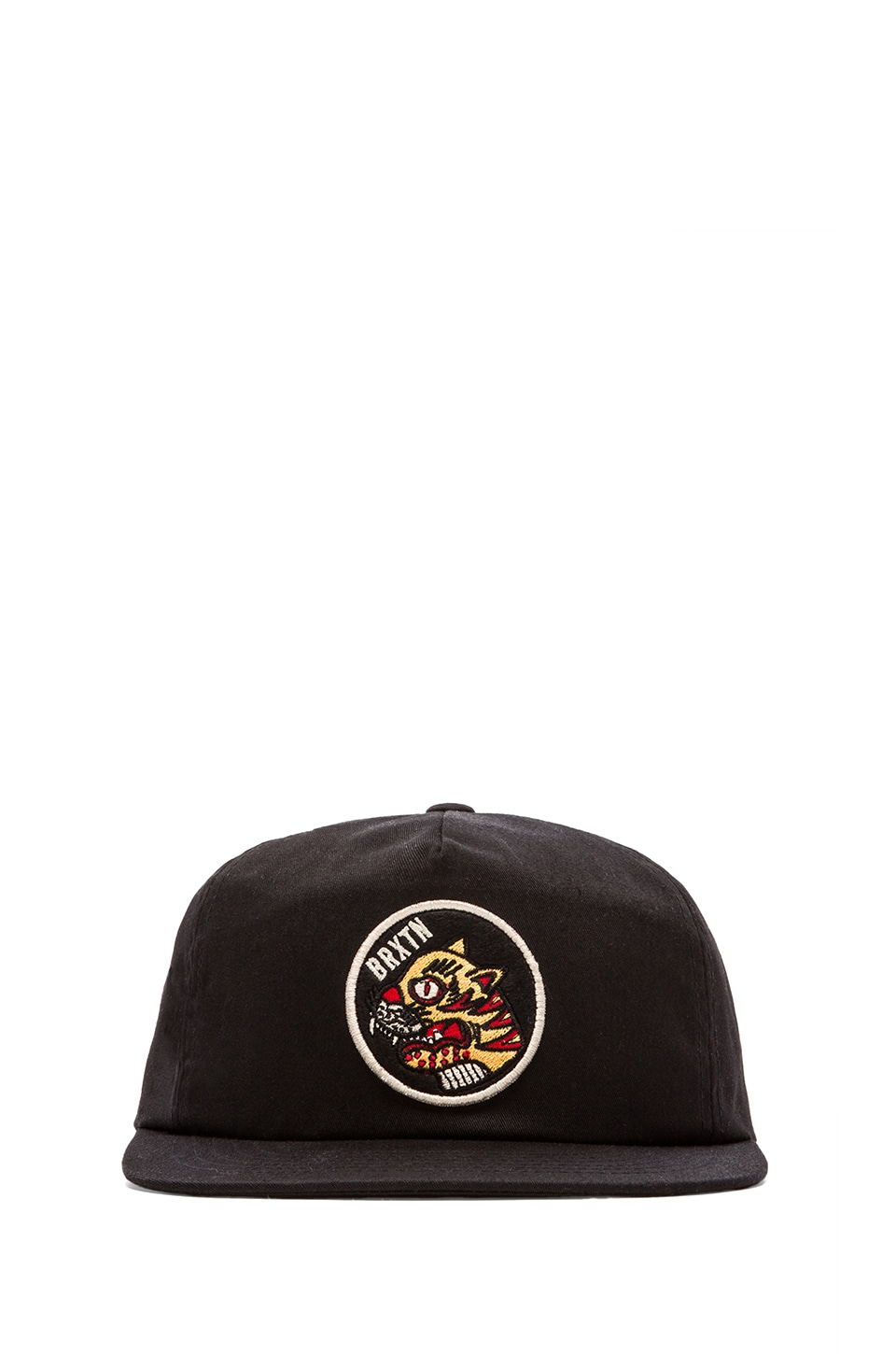 Brixton Dwight Cap in Black