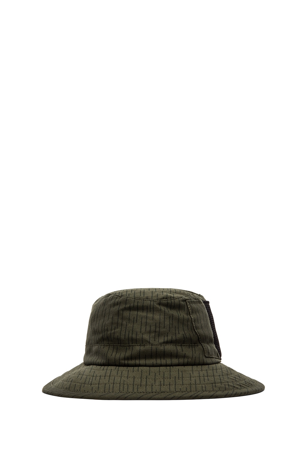 Brixton Tracker II Bucket Hat in Rain Camo