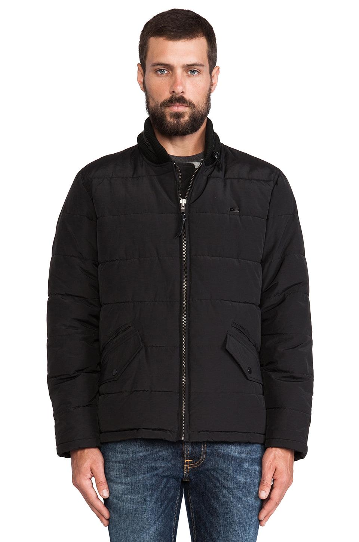 Brixton Atlan Jacket in Black