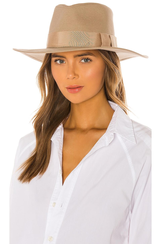 Brixton Joanna Cotton II Hat in Light Tan