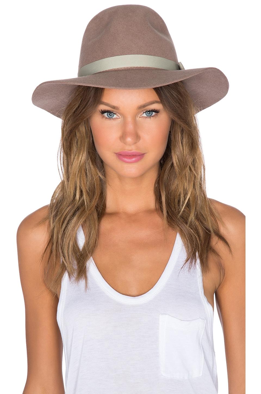 7e09aef55cb Brixton Dalila Hat in Sand