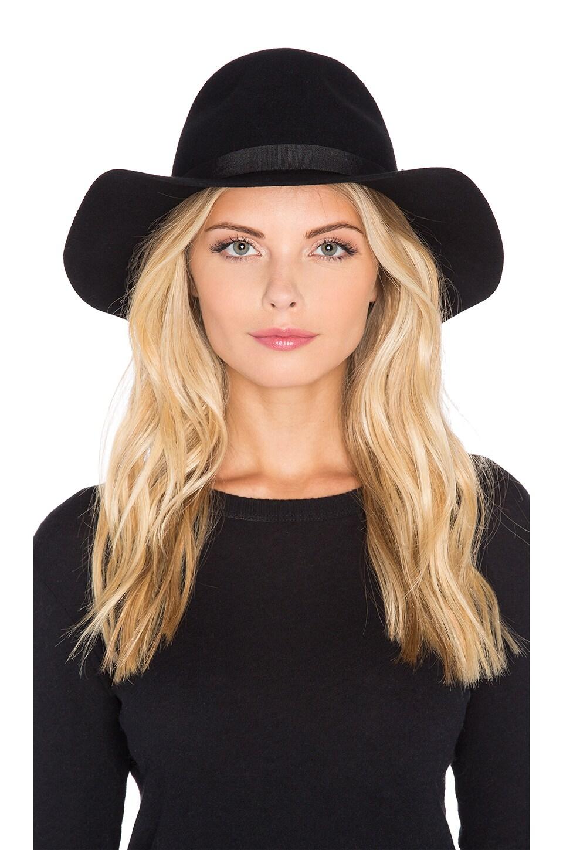 654e430b9e9 Brixton Dalila Hat in Black