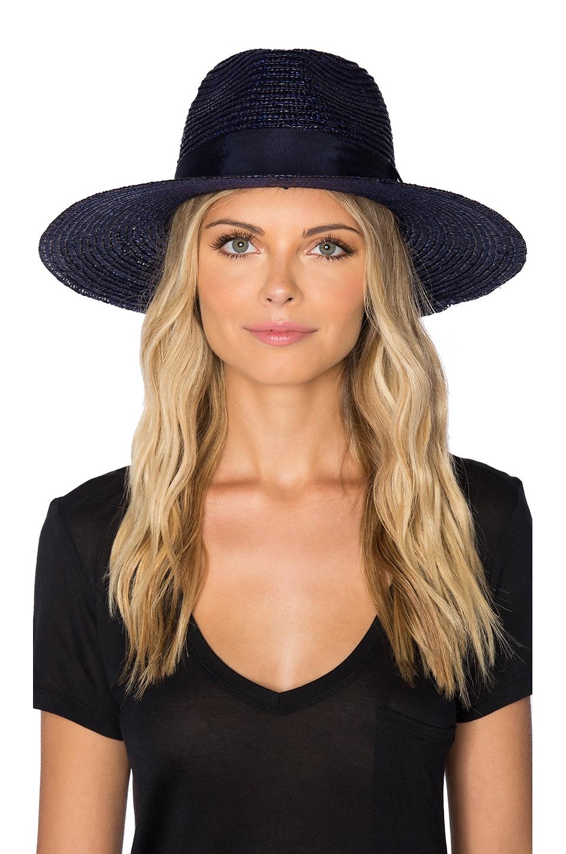 Brixton Joanna Hat in Navy