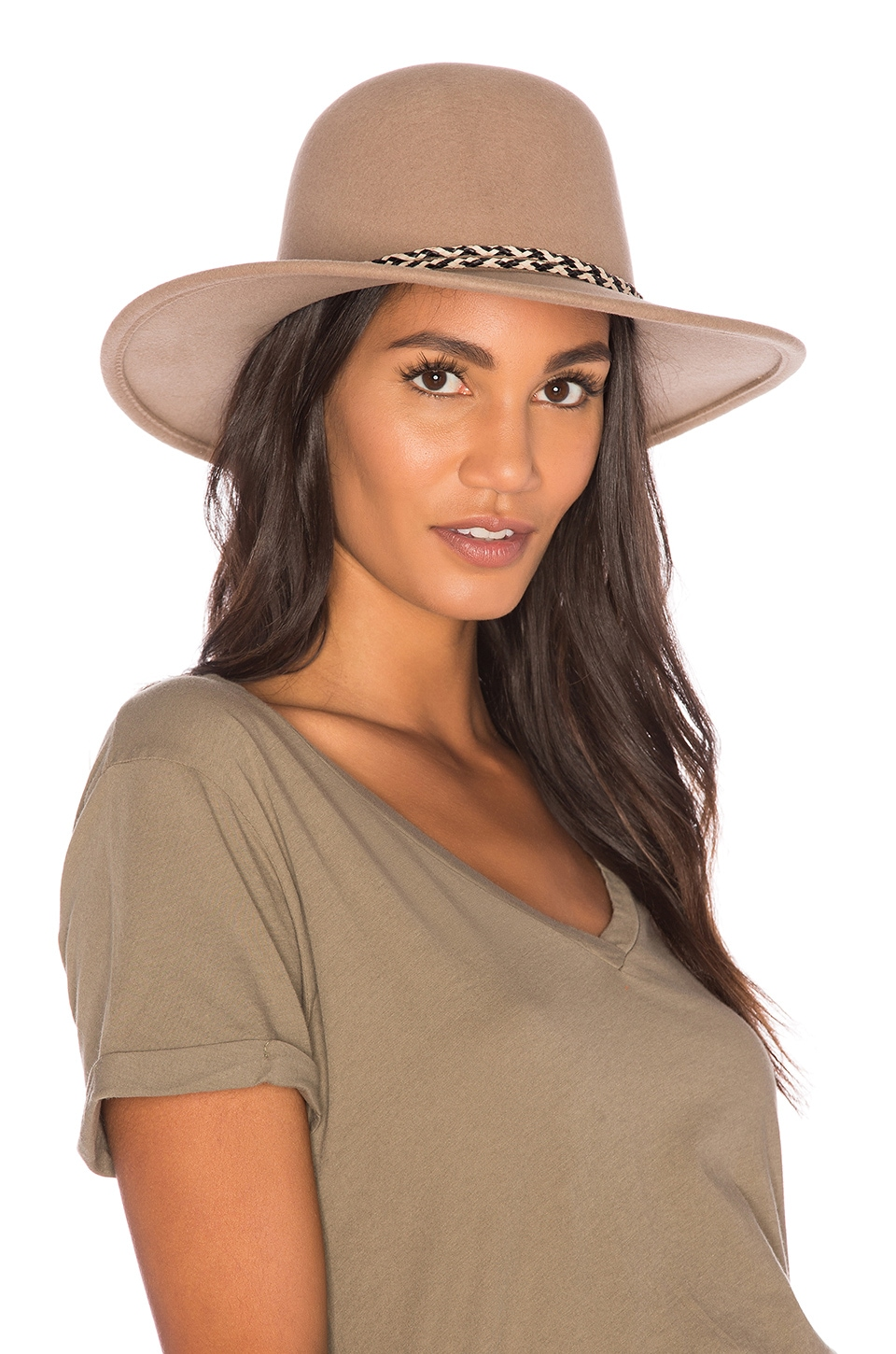 154372c5e0c6e Brixton Stills Hat in Fawn