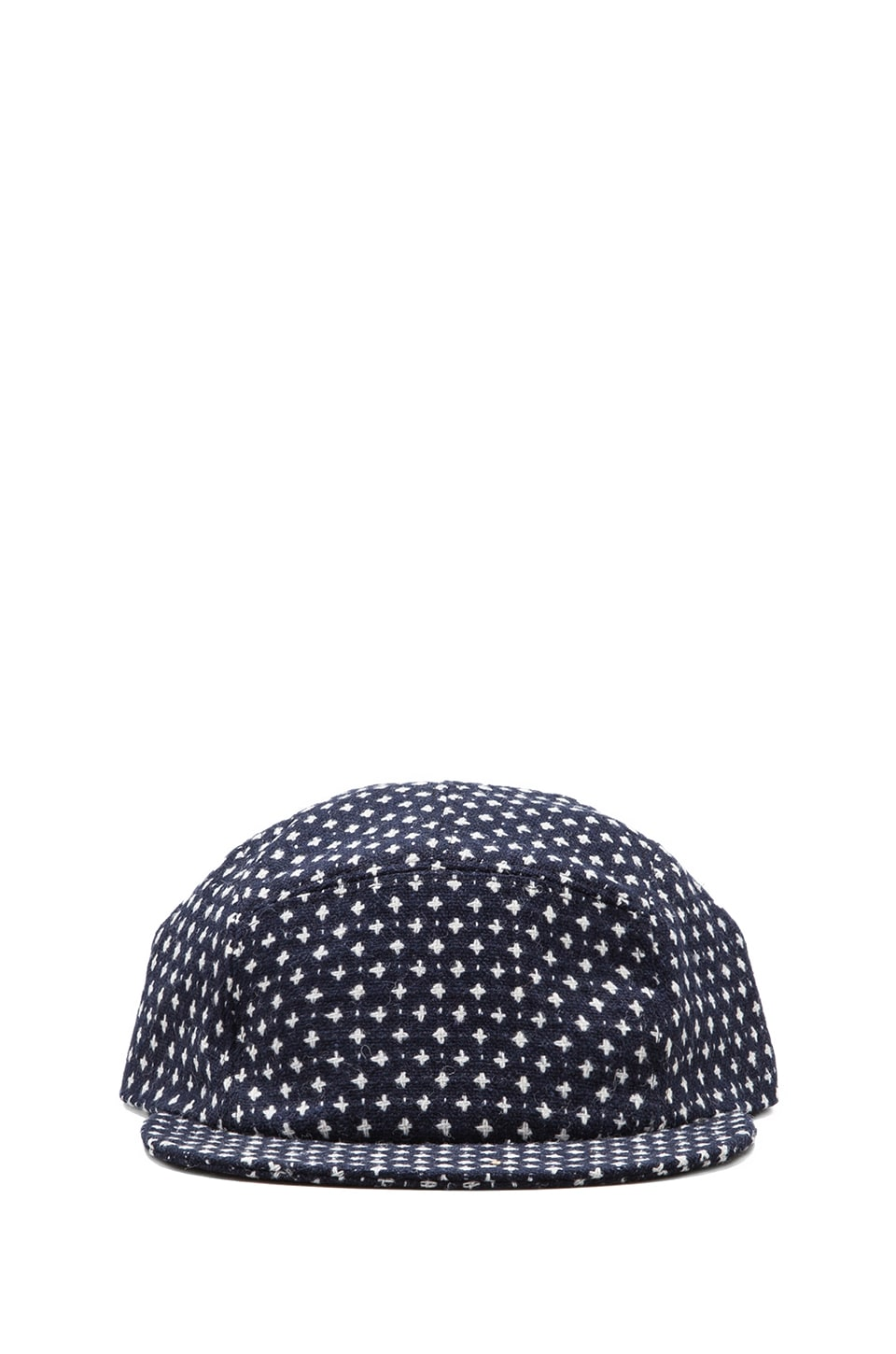 Brooklyn We Go Hard Larose Hat in Blue
