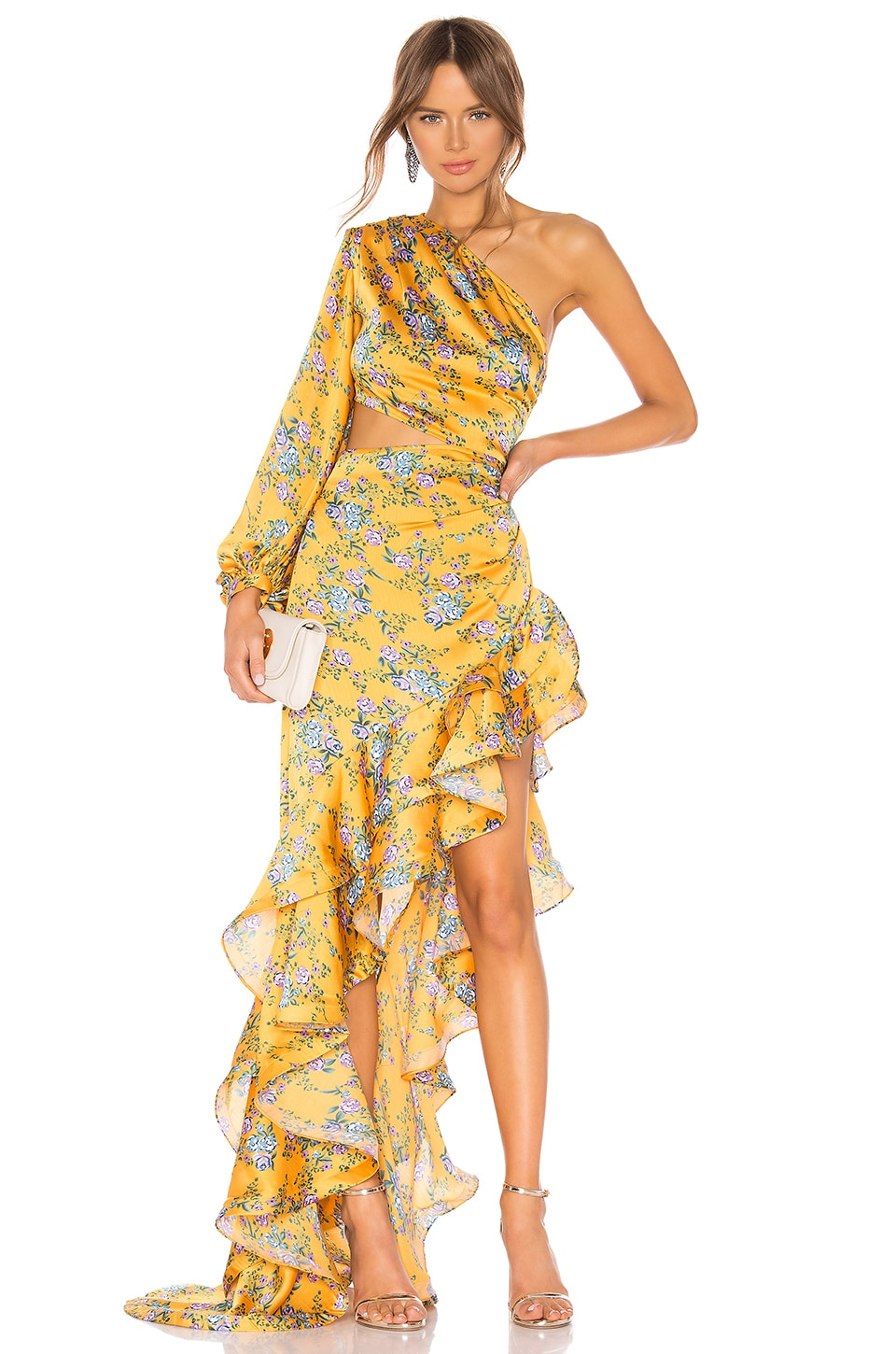 Bronx and Banco Hanna Gown in Multicolor