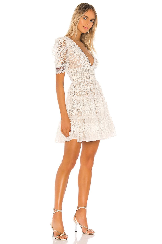 Megan Mini Dress, view 2, click to view large image.